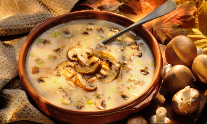 Mushrooms are a big tradition in Ostrava, and the local creative cuisine is renowned all over the country. (Image © stevem - Fotolia.com)