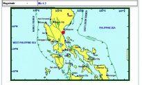Philippines: 4.3 Earthquake Felt in Parts of Metro Manila