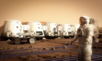 Mars or Bust: 8,000 Canadians Sign Up for Mission to Red Planet