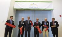Genome Center Opens in New York
