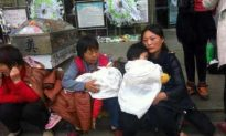 In China, Mother and Baby Die, Hospital Staff Beat Family