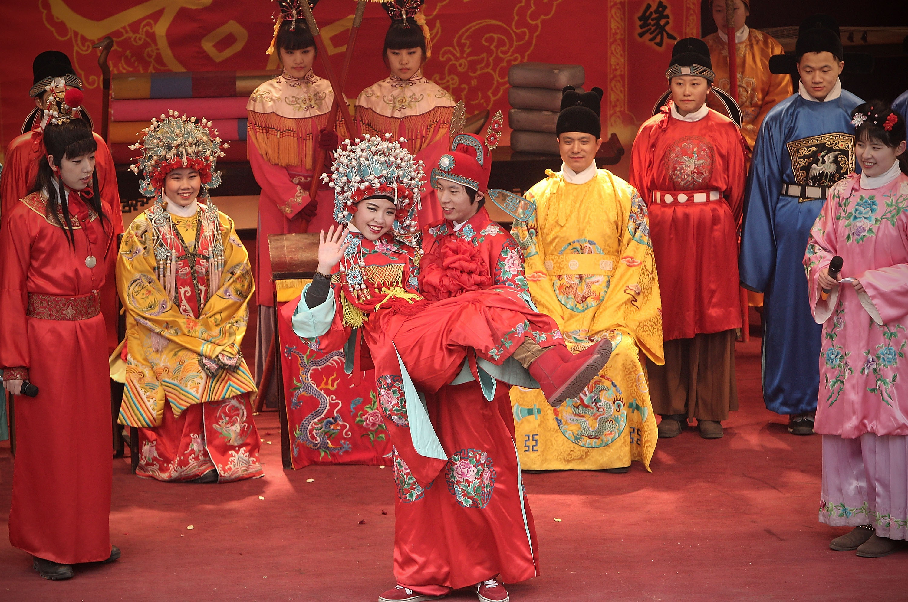 Your Guide To Traditional Chinese Wedding Etiquette