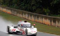 Rain Doesn't Stop the Racing at Road Atlanta