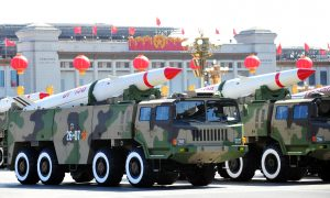 Chinese Military Gets Trained on Electronic Warfare