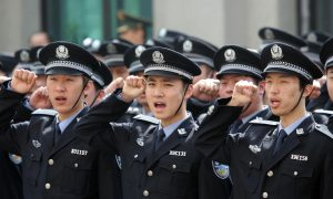 Beijing 'Strikes Hard' Prior to Major Political Meeting