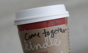 Starbucks 'Come Together:' Free Coffee for People Who Buy a Drink for Others