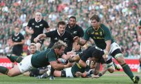 All Blacks Beat 'Boks To Win Rugby Championship, As McCaw And De Villiers Add To Ellis Park Legend