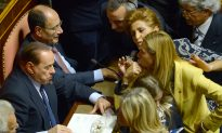 Political Exile in Sight for Berlusconi