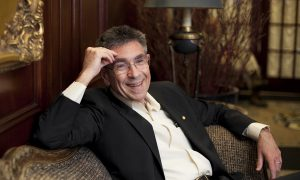 This Is New York: Robert Lefkowitz, on Winning a Nobel Prize