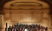 Retired Major: Shen Yun Symphony Orchestra 'Just Made You Feel Good'