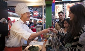 Food Fair Highlights Health Benefits of Korean Food