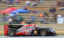 Rebellion Tops Qualifying for Final ALMS Petit Le Mans