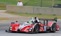 Tristan Nunez Hoping to End ALMS Season With Second Win