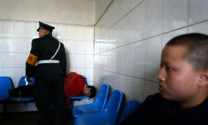Forced Psychiatric Detentions Remain Problem in China