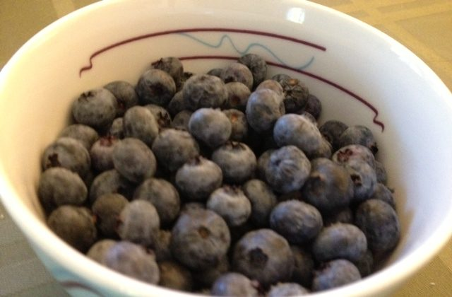 """A recent Harvard University study highlighted why we will never need to """"sing the blues"""" if we eat blueberries. Photo by LivligaHome"""