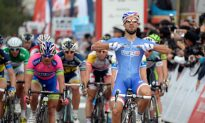 FDJ's Bouhani Takes Tour of Beijing Stage Two, Race Lead