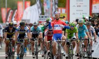 Bouhanni Wins Again, Still Leads After Tour of Beijing Stage Three