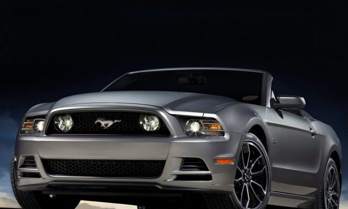 Ford Mustang GT (Courtesy of NetCarShow.com)