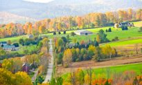 Photos Depict Grandma Moses Scenes in Vermont (Photo Gallery)