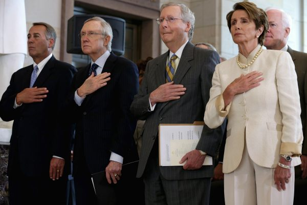 US Congressional Leaders