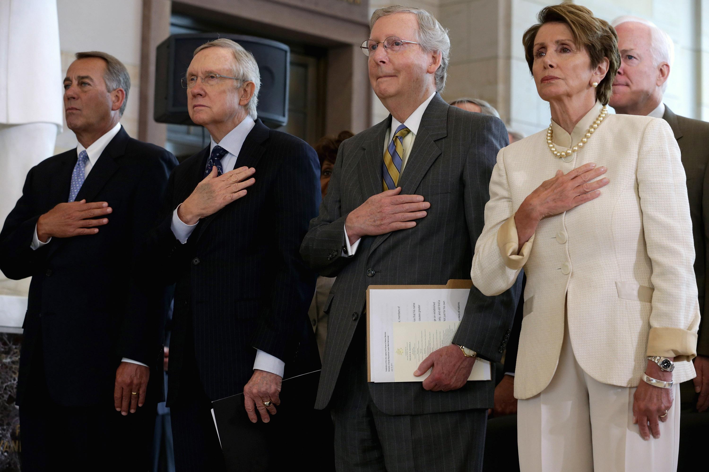 National Defense Authorization Bill Stalls at Senate and House Leadership Level
