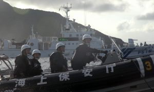 China-Japan Conflict Intensifies