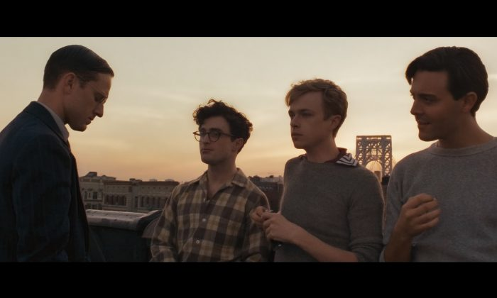 'Kill Your Darlings' starring Daniel Radcliffe (Courtesy BFI London Film Festival)