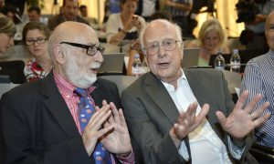 Nobel Prize in Physics Goes to Francois Englert and Peter Higgs for 'God Particle'