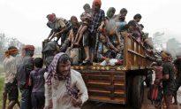 Cyclone Phailin Makes Landfall: Crisis Map, Person Finder (+Photos)