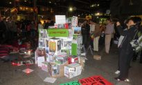 Romanian Canadians Protest Against Rosia Montana Mining Project (+Photos)