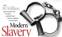 Modern Slavery: Broken Promises and a Life of Captivity