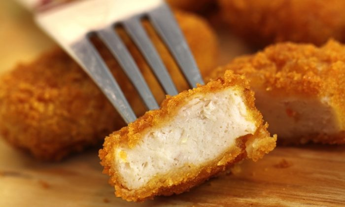 Chicken meat was not the predominate component in chicken nuggets analyzed by University of Mississippi Medical Center and Baptist Medical Center researchers. (*Shutterstock)