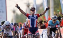 Hushovd Wins Stage One of the Tour of Beijing