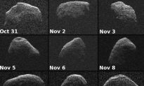 Apophis Asteroid Not the Asteroid That Just Flew by Earth