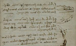 Be Like Leonardo da Vinci: Keep a Notebook