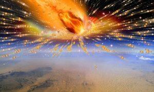 Comet Strike Evidence Found in Tutankamun's Brooch and the Sahara Desert