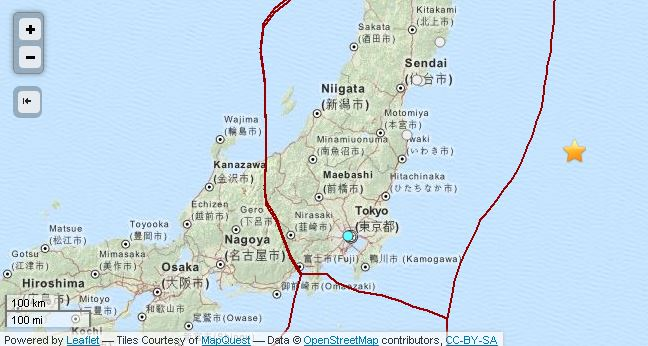 (Google Maps/USGS)