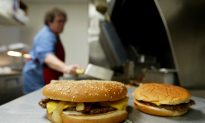 Canadian Study Compares Kids' Meals in Different Fast Food Chains, Countries