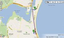Sydney: Flash Flooding Blocks Roads, Creates Traffic Jams