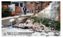 School Wall Collapses in China, Killing One and Injuring Two
