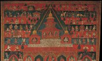 Rato Machhendranath; Medium: Religious Complexity on Cloth