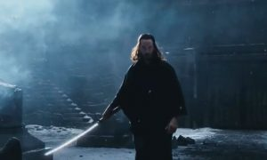 Keanu Reeves: '47 Ronin' Trailer is Out