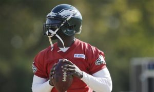 Michael Vick 'Attacked By Pitbull' is Fake
