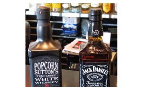 Popcorn Sutton: Jack Daniels Files Suit Against Popcorn Sutton for Infringment