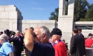 Michelle Bachmann, Steve King Promise to Keep World War II Memorial Open During Shutdown