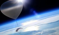 Near-Space Balloon Rides, 100,000 Feet Above Earth, to Be Offered by New Company