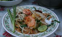 Pad Thai Recipe: Direct From a Street Vendor in Thailand