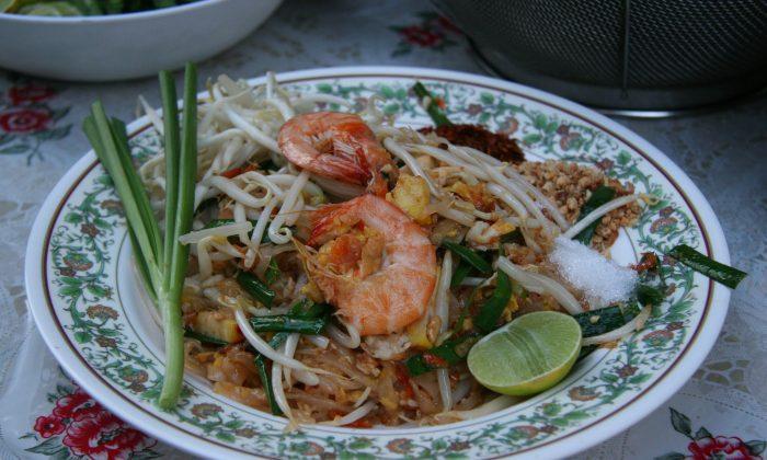 Pad Thai recipe (Jan Jekielek/Epoch Times)