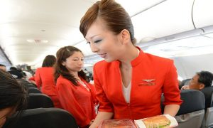 The Consummate Traveler: Food in Flight