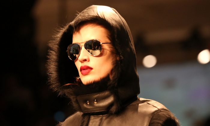 (Chelsea Lauren/Getty Images for Mercedes-Benz Fashion Week)